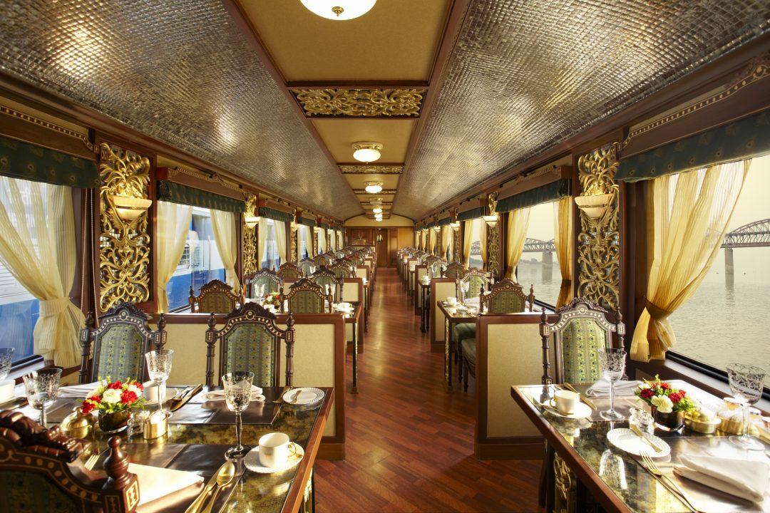 Elegant Train Dining Adventures Abroad
