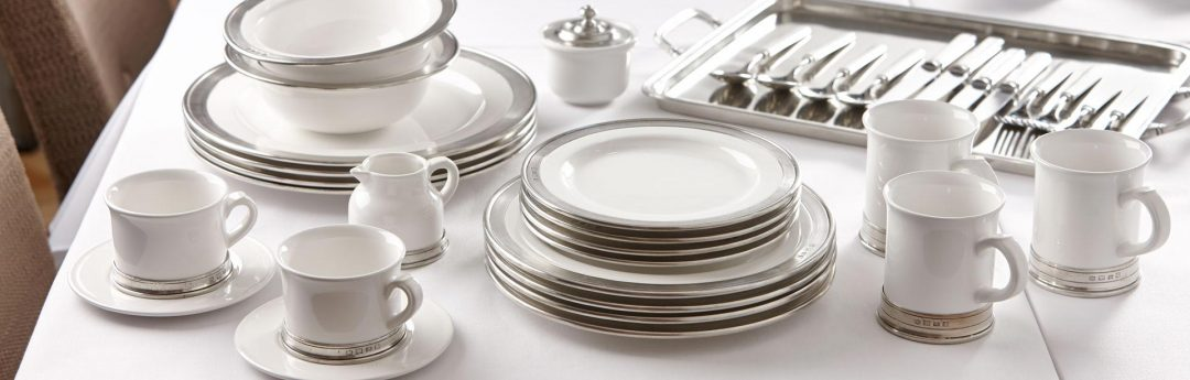 Tableware that Lasts a Lifetime