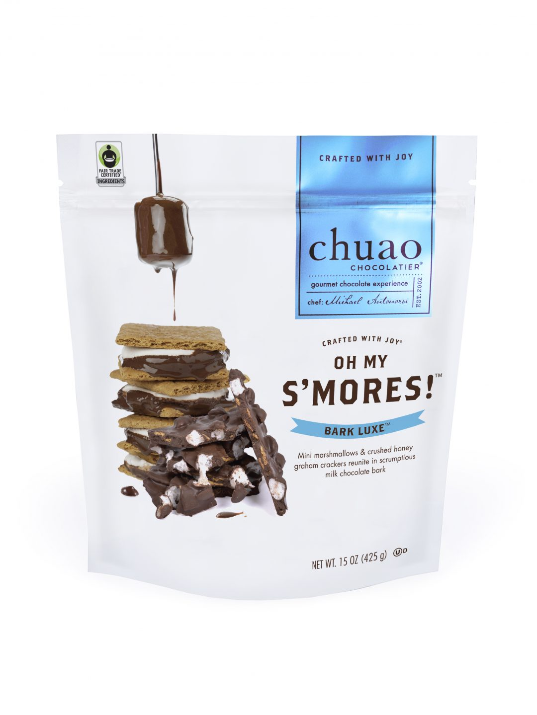 BARK LUXE – Oh My S'mores