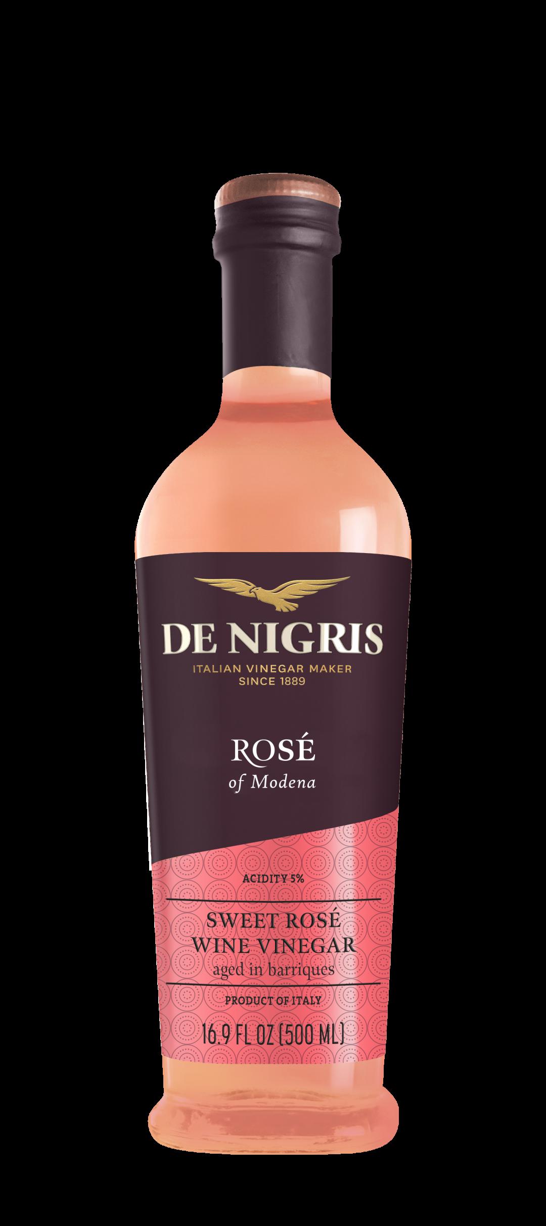 Sweet Rosé Wine Vinegar