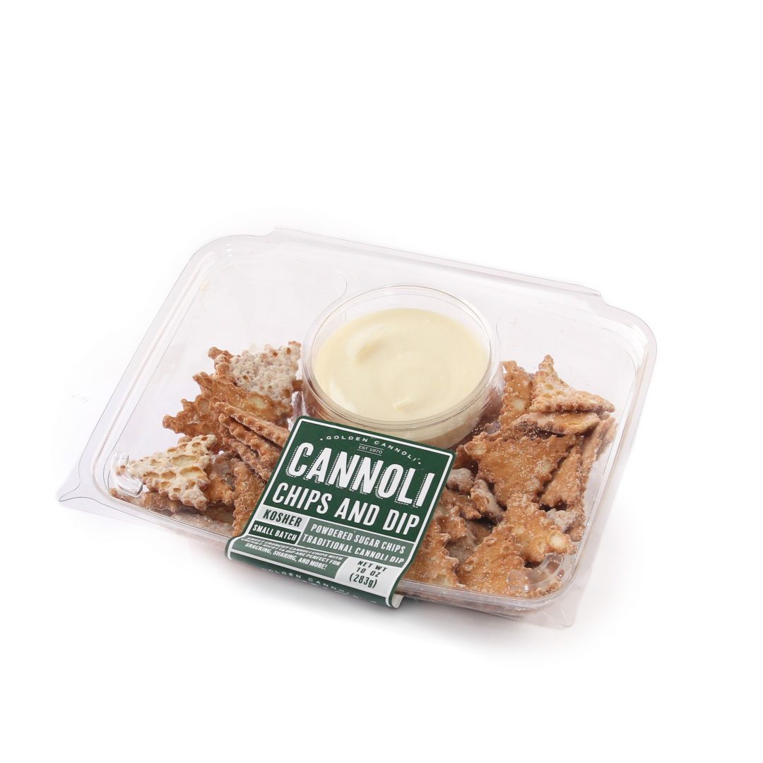 Cannoli Chip & Dip Platter