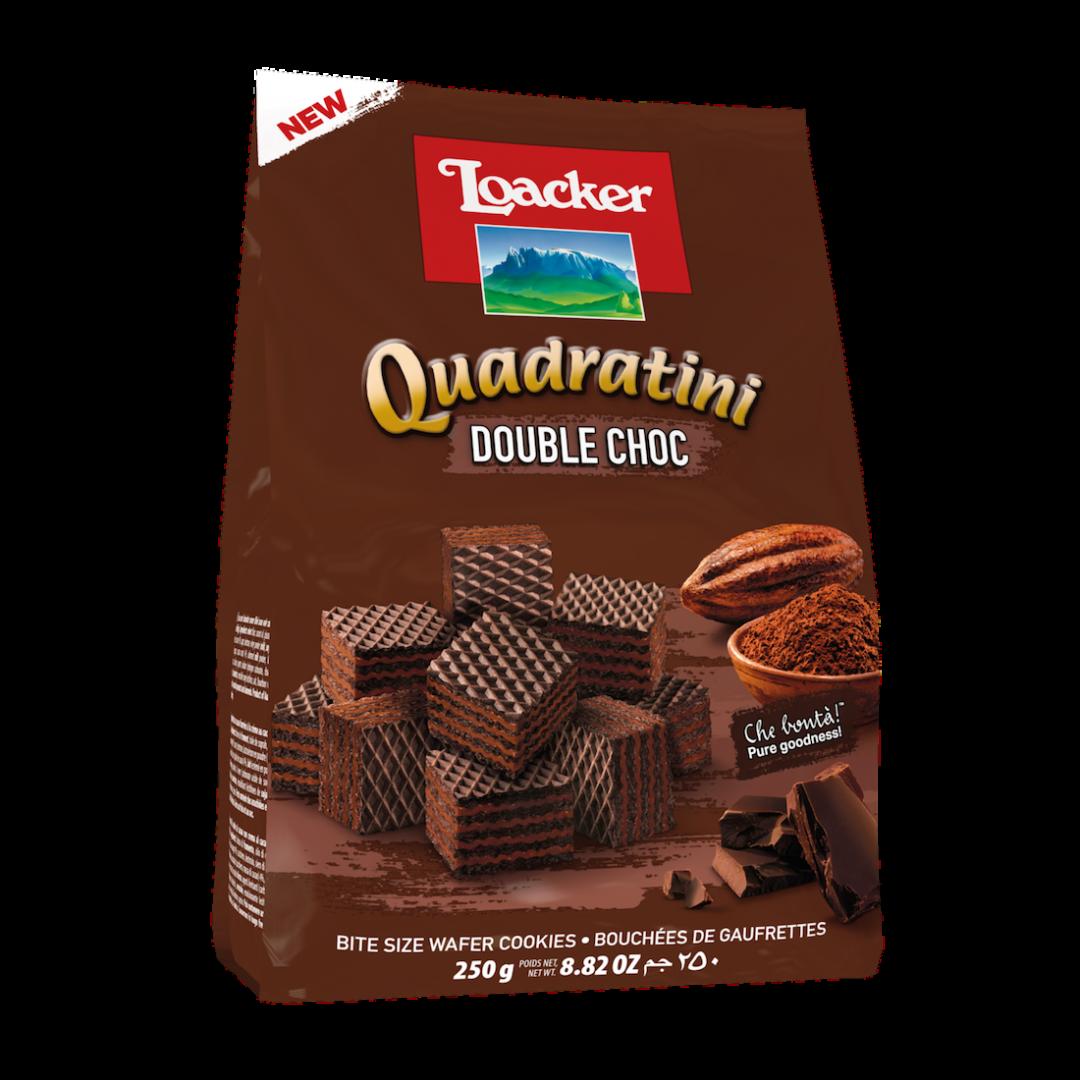 Quadratini Double Choc