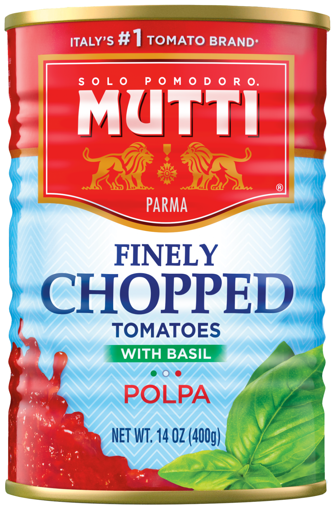Finely Chopped Tomatoes with Basil