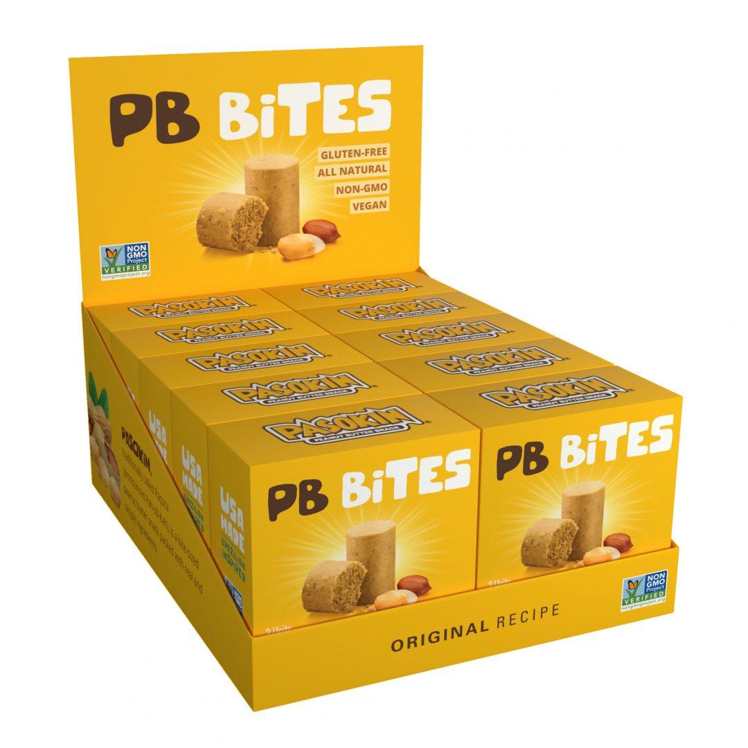 Pasokin Peanut Butter Bites