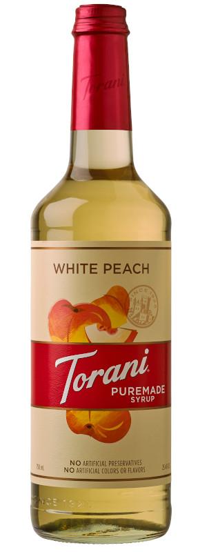Puremade White Peach Syrup