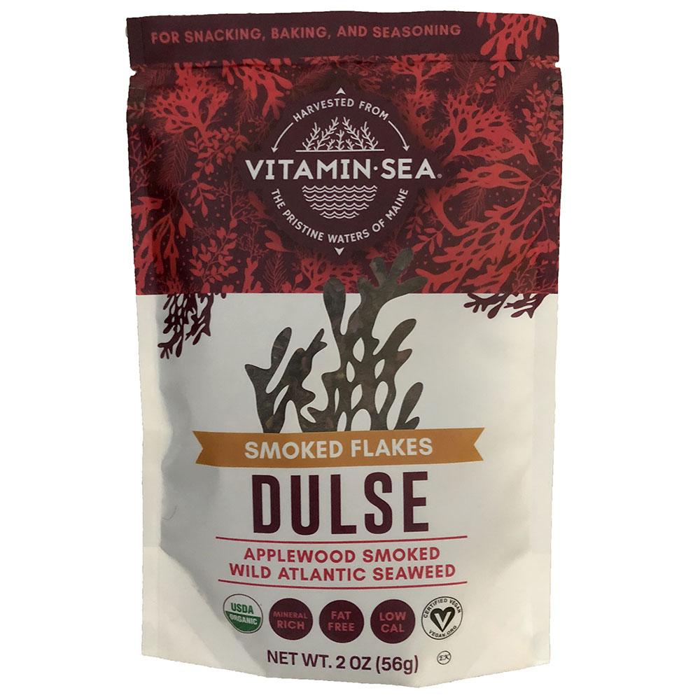 Vitamin Sea Applewood Smoked Wild Atlantic Seaweed Flakes