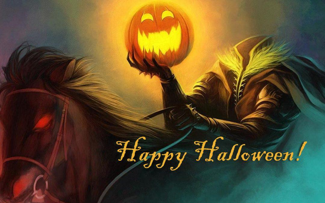 Spooky Halloween Playlist