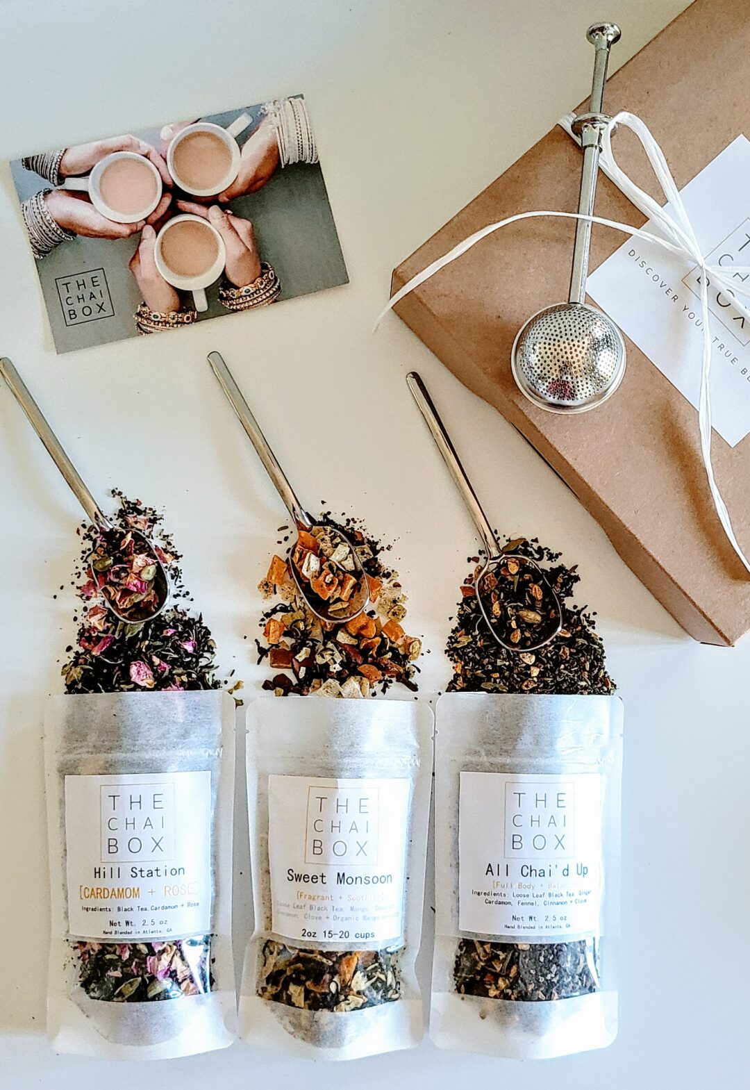 Chai Best Sellers Gift Set
