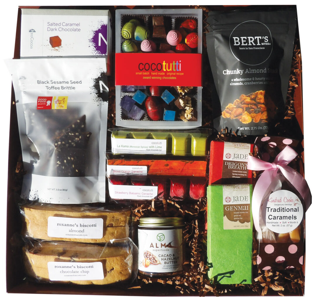 Curated Holiday Treat Box