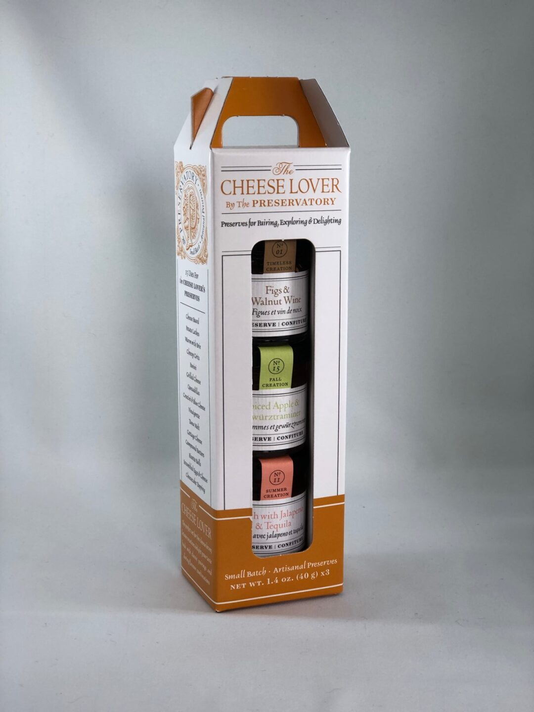 Cheese Lover Gift Pack Trio
