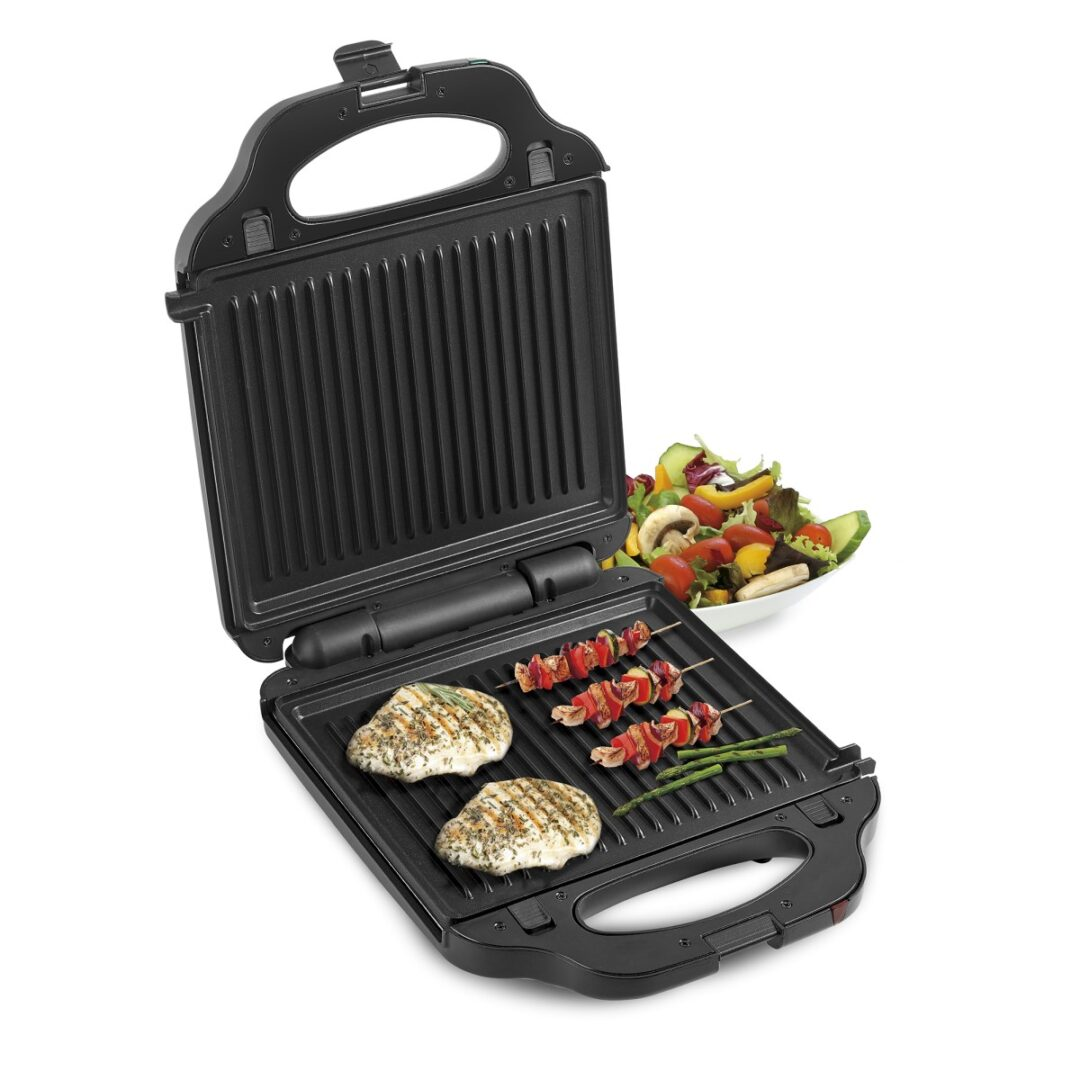 Panini Press, Grill, Sandwich & Waffle Maker
