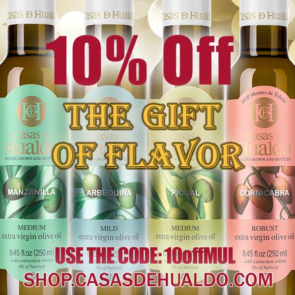 Casas de Hualdo Extra Virgin Olive Oil