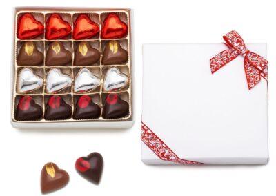 4 Flavor Truffle Hearts