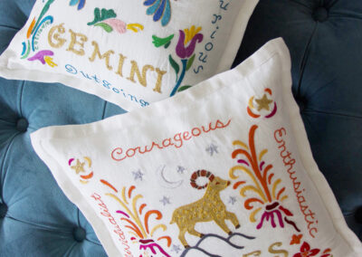 Astrology Collection Pillows