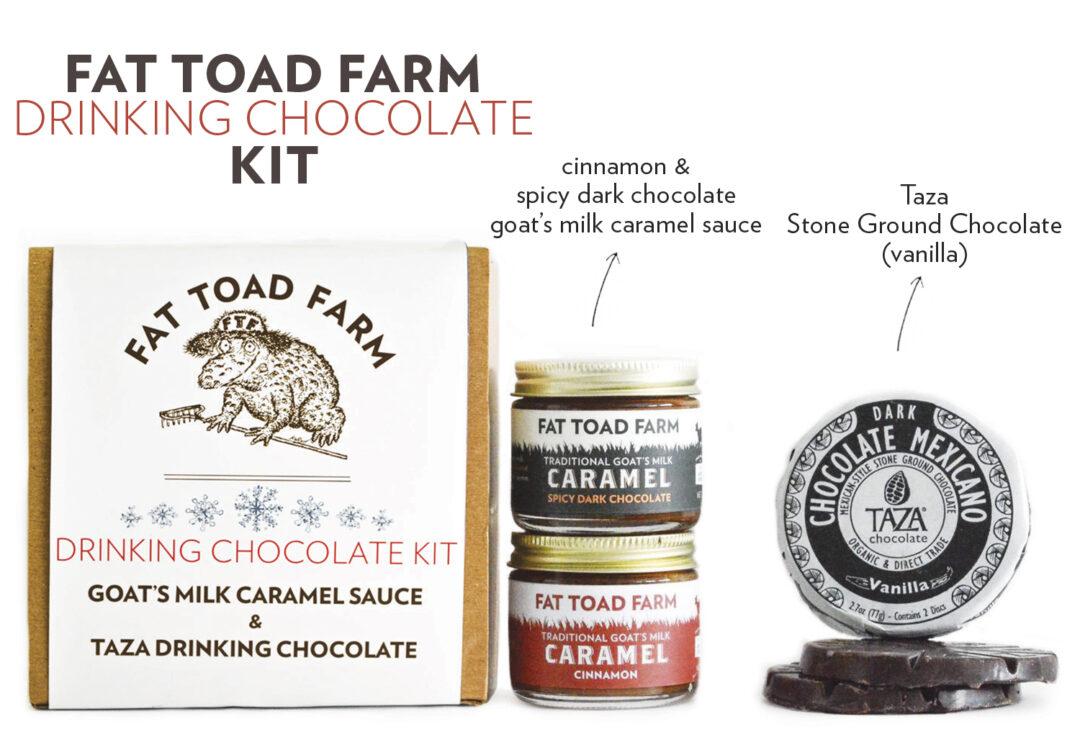 Fat Toad Farm: Drinking Chocolate Kit