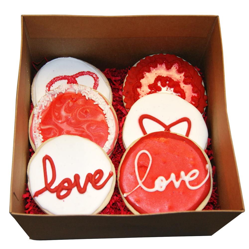 Caroline's Gourmet Cookie Gift Box