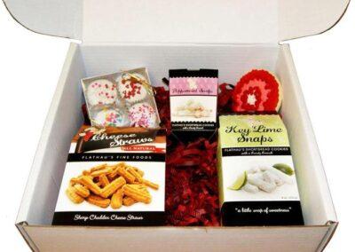 Flathaus Fine Foods Valentine's Gift Box