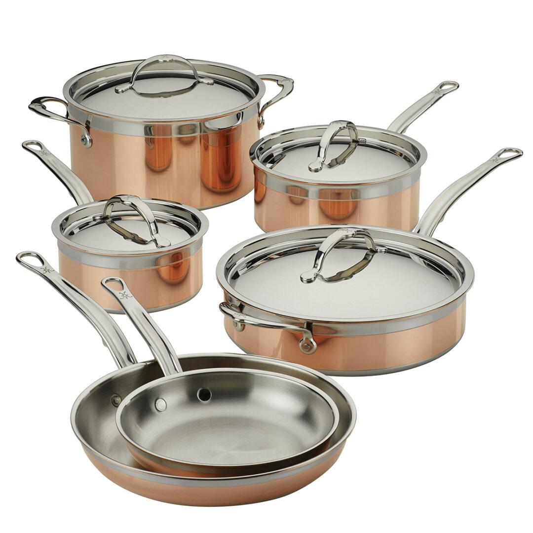 Hestan CopperBond 10 Pc. Set