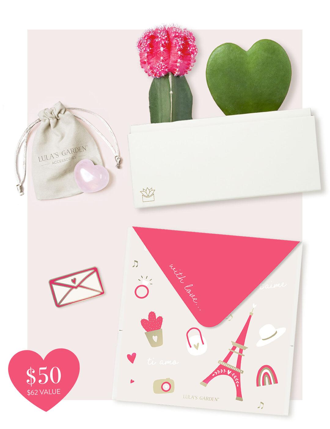 """""""I Love…"""" Garden Gift Set"""