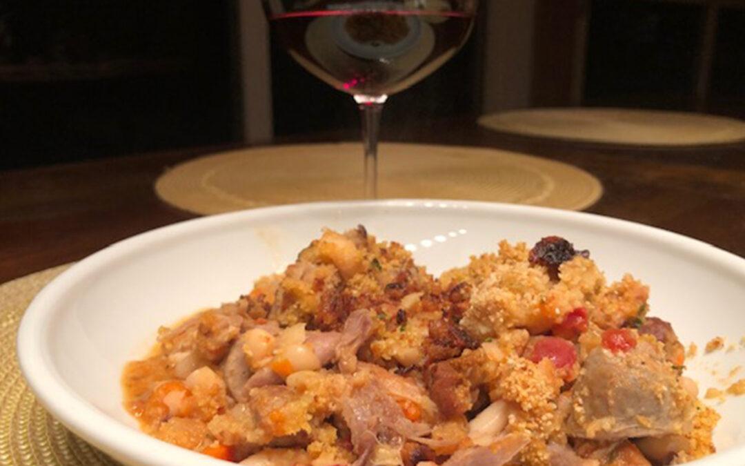 Extraordinary Valentine's Dinner: Cassoulet