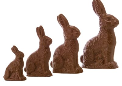 Traditional Chocolate Bunny