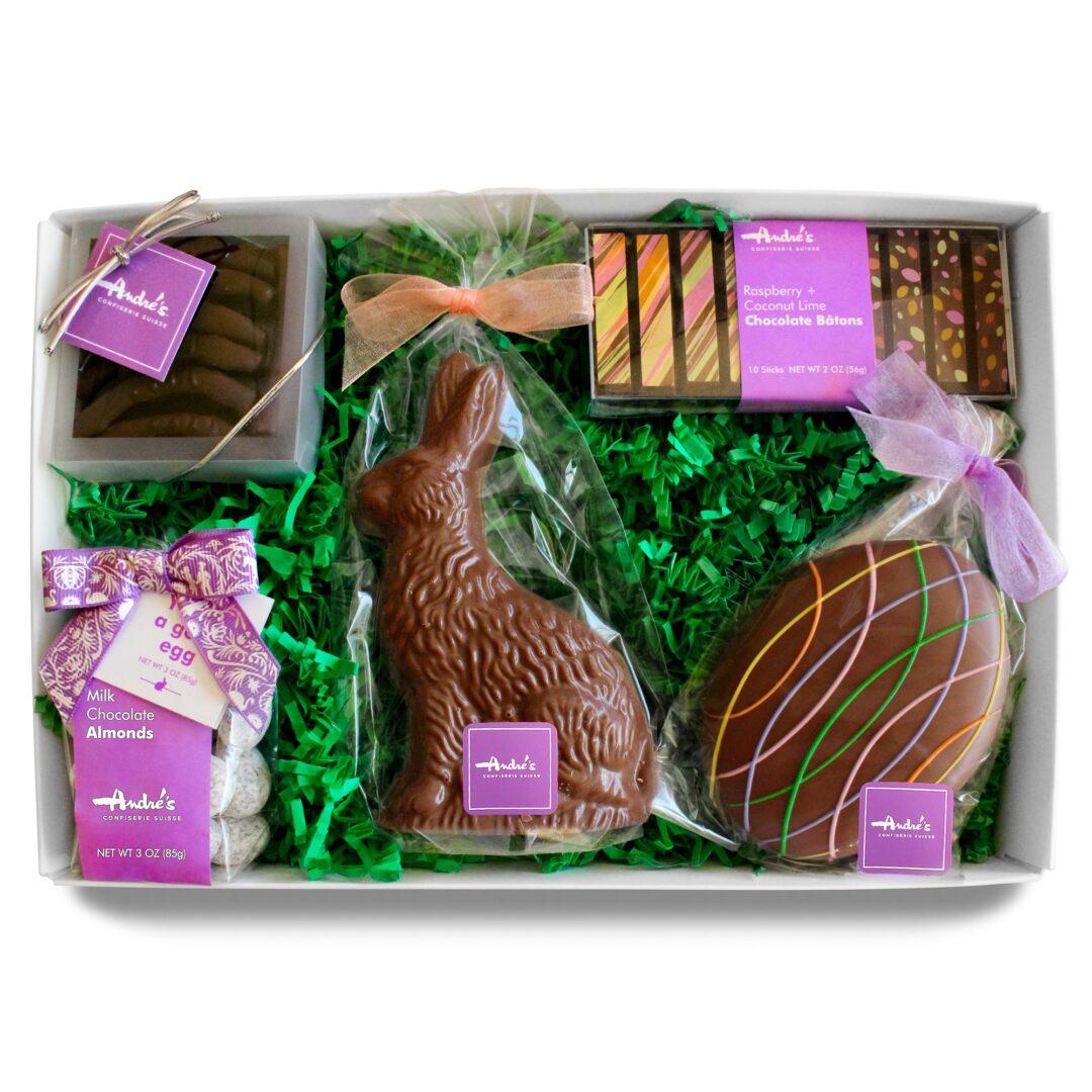 Flavors of Spring Gift Basket
