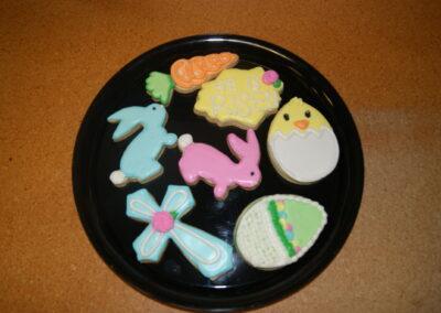 Caroline's Gourmet Easter Cookies