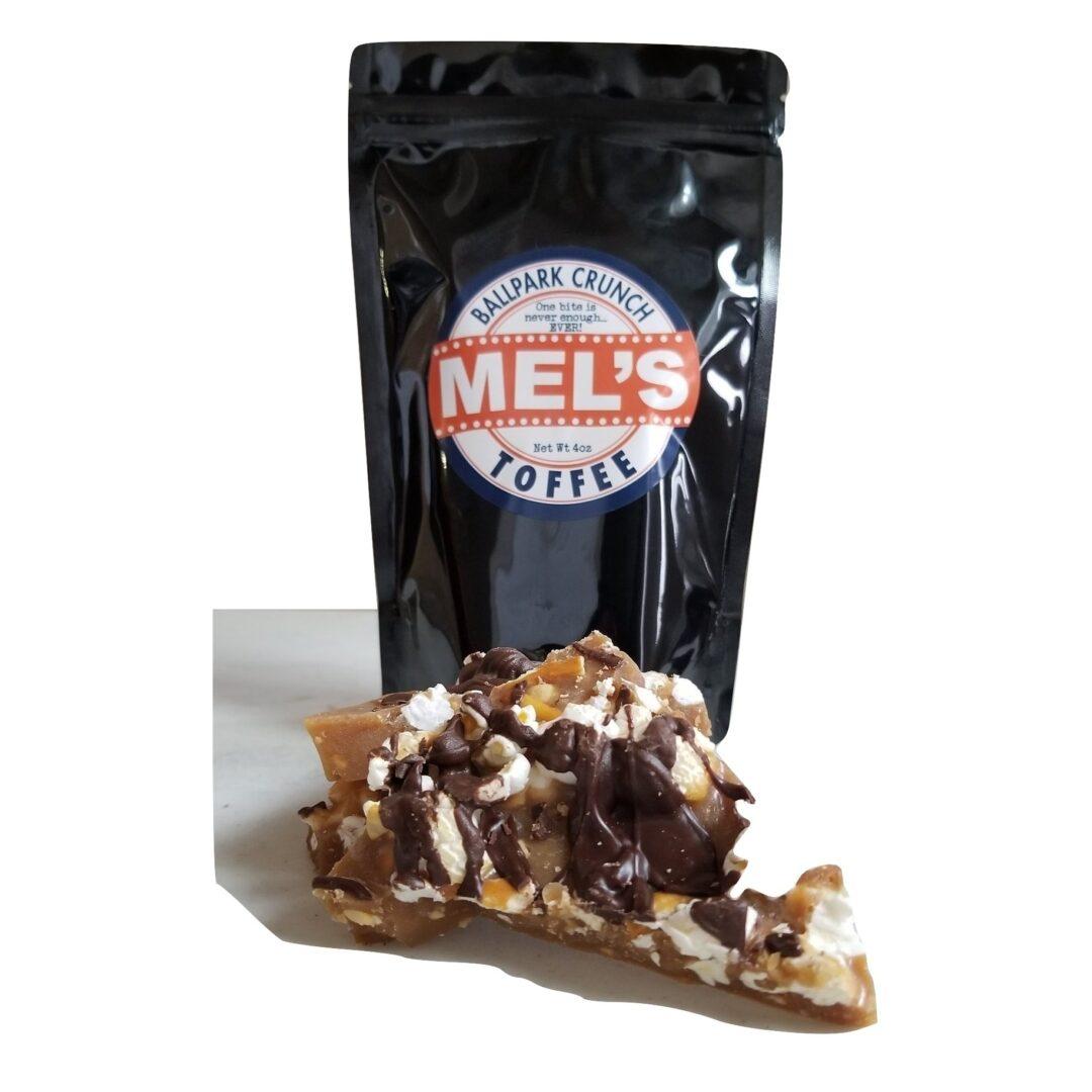 Ballpark Crunch Toffee