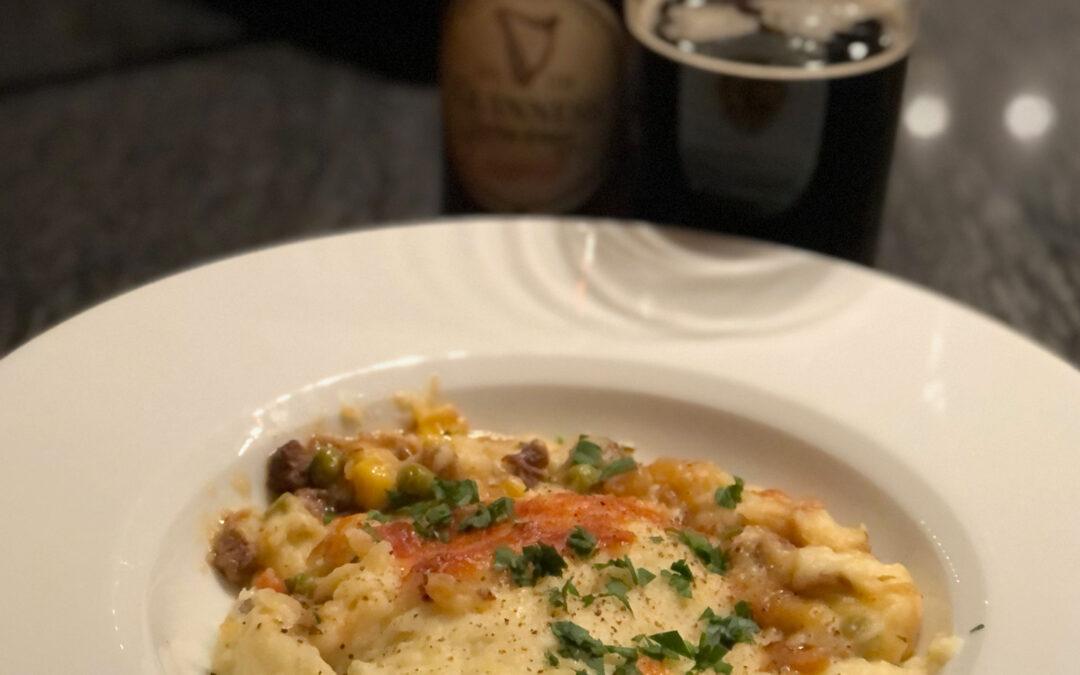 St. Patrick's Special: Shepherd's Pie