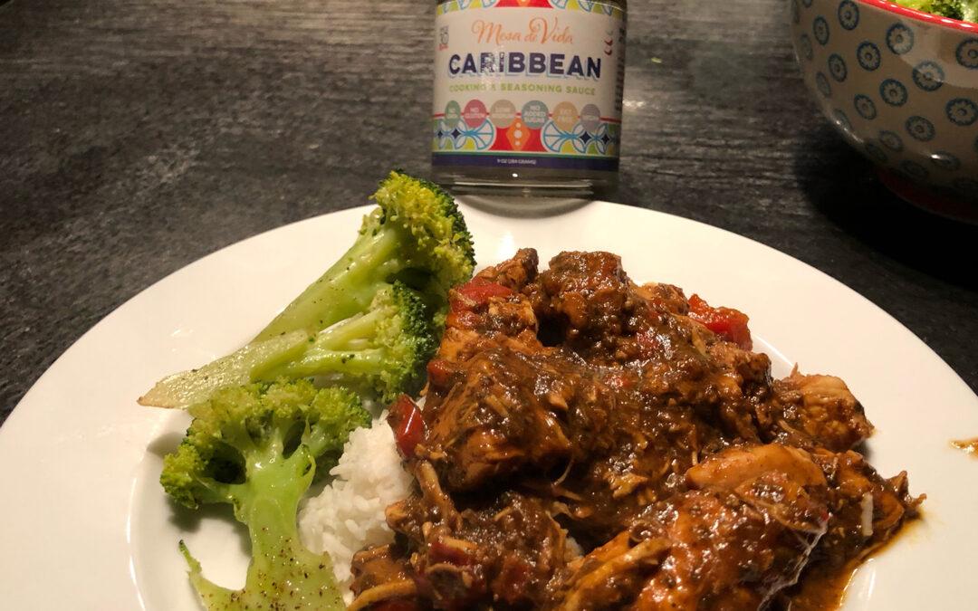 Mesa de Vida: Caribbean Chicken and Rice
