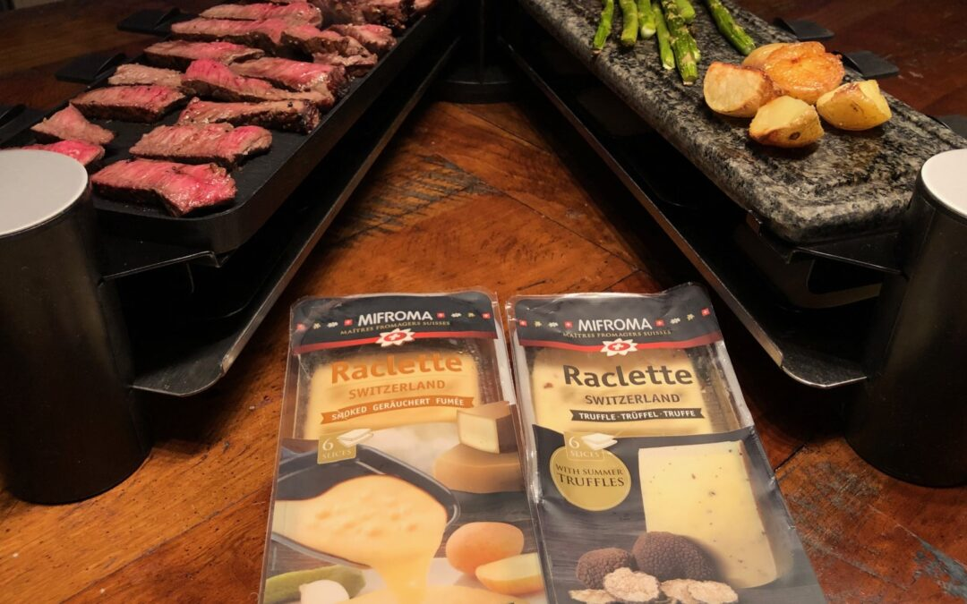 Mifroma Swiss Raclette