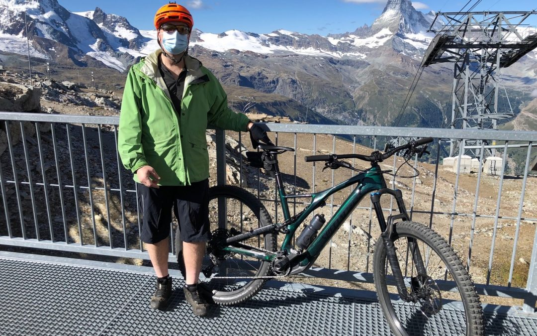 Mountain Biking the Alps, Part One