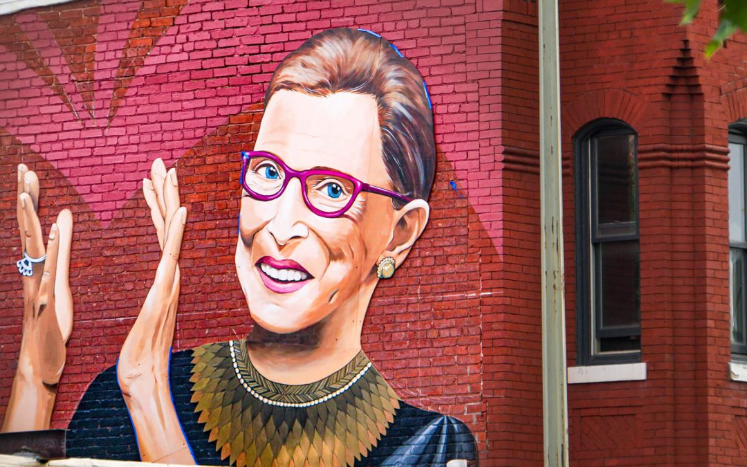 A Musical Tribute to Ruth Bader Ginsburg